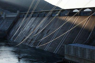 Ground Coulee Dam, Washington