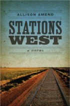 Amend's first novel, Stations West, was a finalist for both the 2011 Sami Rohr Prize for Jewish Literature and the Oklahoma Book Award